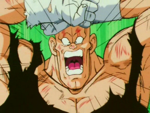 Dragon Ball Z episodio 64