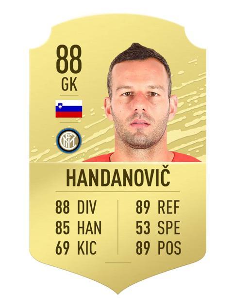 FIFA 20 Handanovic