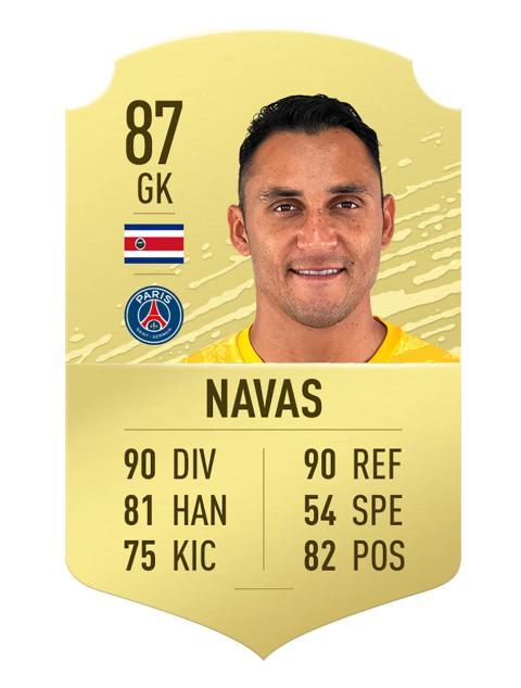 FIFA 20 Navas