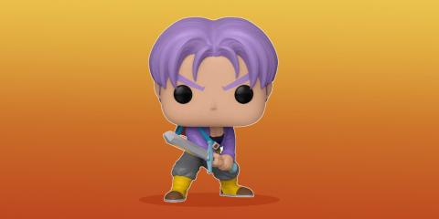Funko Pop Trunks Dragon Ball Z