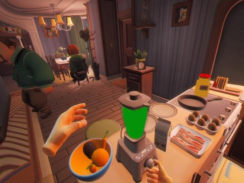 Análisis Groundhog Day Like a Father Like a Son PS VR
