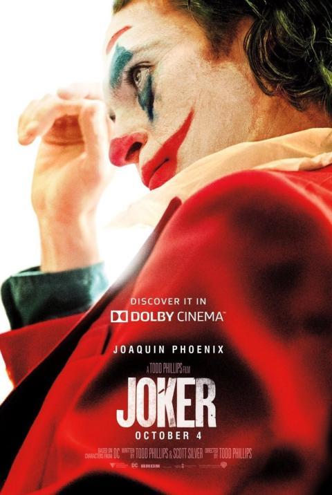 Joker Dos Nuevos Spot De Tv Y Dos Nuevos Poster De La
