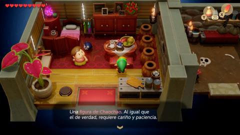 Zelda Link's Awakening Nintendo Switch