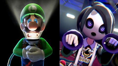 Nintendo Direct Pokémon Luigi's Mansion 3