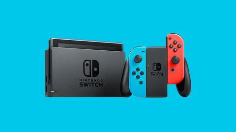 Nintendo Switch actualización 9.0.0