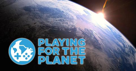 playing planet
