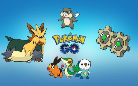 Pokémon Go Gen 5