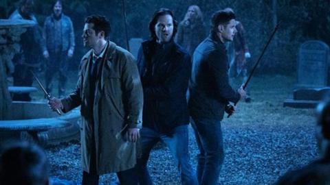 Sobrenatural (Serie TV)