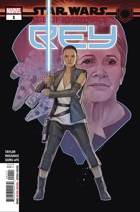 Star Wars: La era de la Resistencia: Rey
