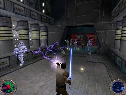 Star Wars Jedi Knight 2 Jedi Outcast trucos