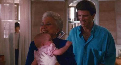 Tres hombres y un bebé