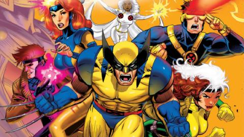 X-Men serie animada