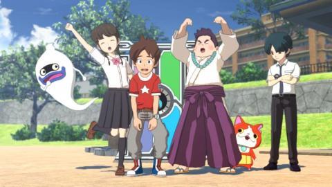 yo-kai watch 4 game