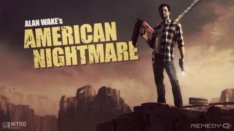 Alan Wake Amarican Nightmare