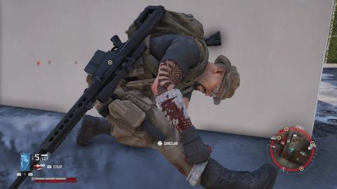 Análisis Ghost Recon Breakpoint 7