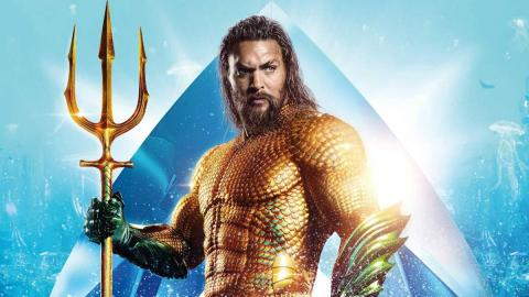 Aquaman - Jason Momoa