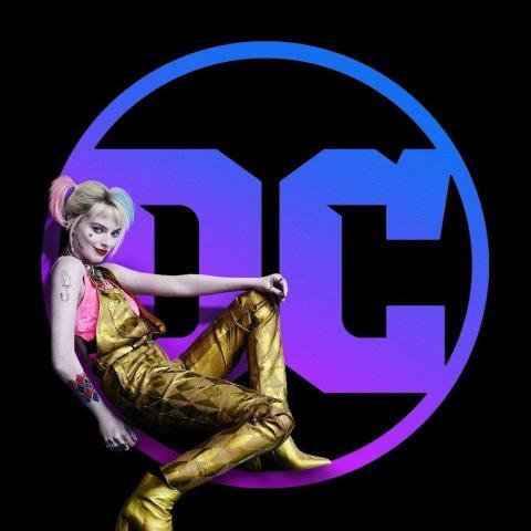Aves de presa - Nuevos pósters con Harley Quinn