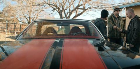 Chevrolet El Camino - Breaking Bad