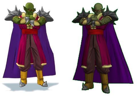 La cronología inédita de Dragon Ball - El namekiano oscuro Naraku
