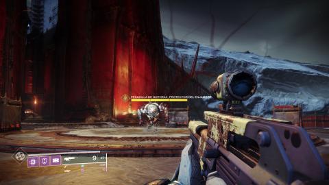 Destiny 2 Shadow Hold