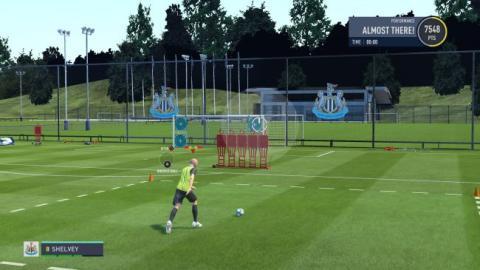Faltas FIFA 20