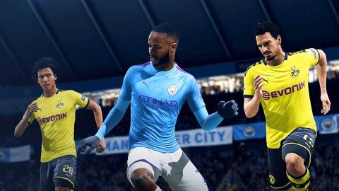 FIFA 20 defender