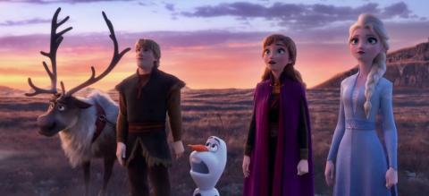 Frozen 2 - Personajes principales