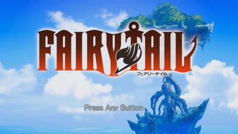 Gameplay Fairy Tail