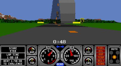 hard drivin 2