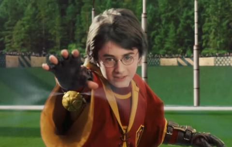 Harry Potter - Buscador Quidditch