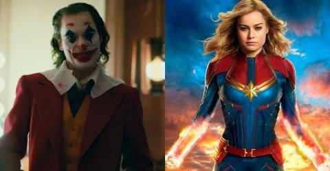 Joker y Capitana Marvel entre los disfraces favoritos para Halloween 2019