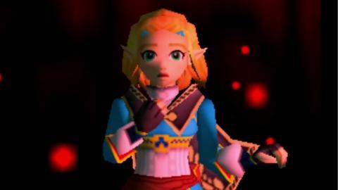 Zelda Breath of the Wild 2 Nintendo 64