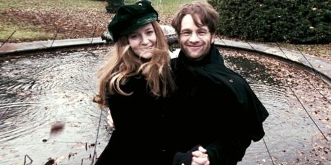 Lily y James Potter