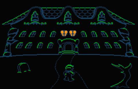 Luigi's Mansion NES