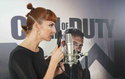 Najwa Nimri Call of Duty Modern Warfare