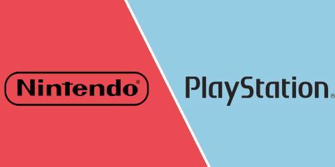 nintendo vs playstation