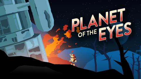 Planet of the eyes
