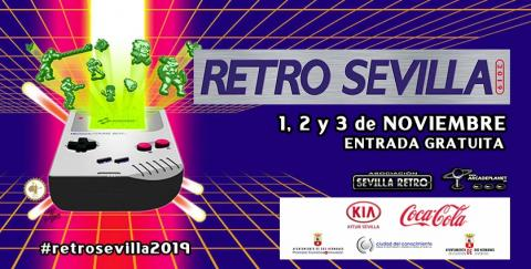 Retro Sevilla 2019
