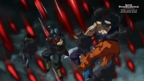 Super Dragon Ball Heroes capítulo 16