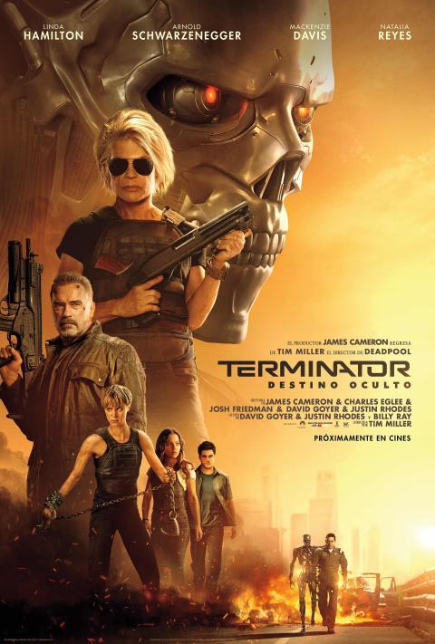 Terminator: Destino Oscuro