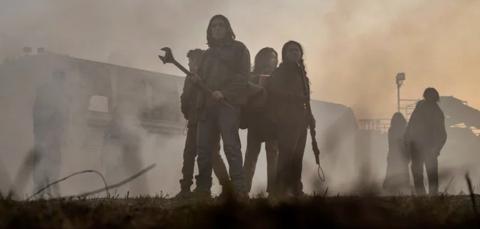 The Walking Dead - Nueva serie