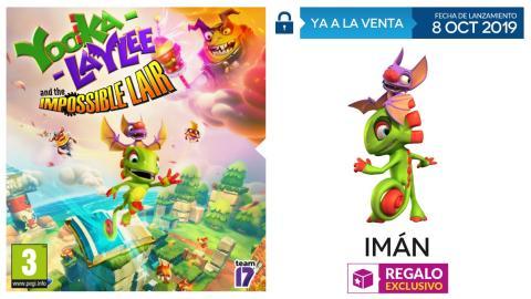 Yooka-Laylee GAME
