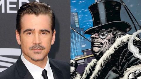 The Batman - Colin Farrell está en conversaciones para interpretar al Pingüino