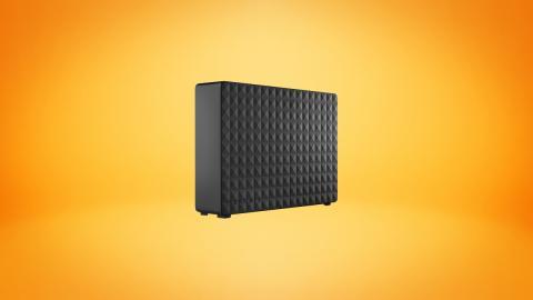 Disco duro Seagate 4 TB