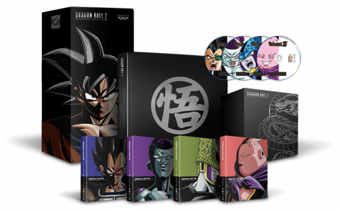 Dragon Ball Z en Blu-ray