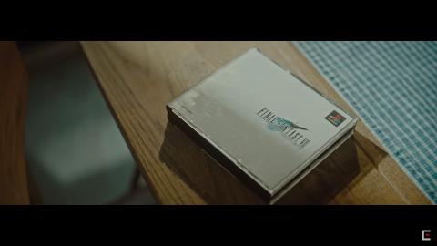 Final Fantasy VII Remake - Anuncio japonés