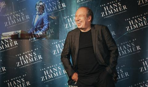 Hans Zimmer, compositor de bandas sonoras, fue teclista del grupo español Mecano