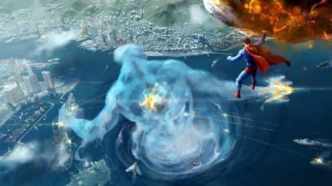 Juego Superman Warner Bros