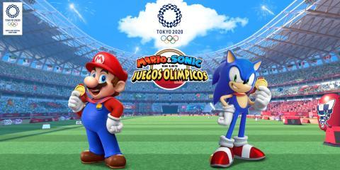 Mario & Sonic en los Juegos Olímpicos: Tokyo 2020