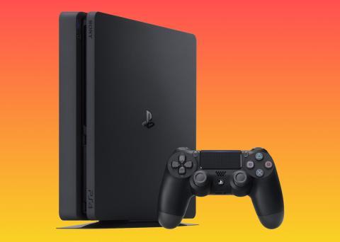 PlayStation 4 Slim con DualShock 4